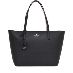 Kate Spade Scott Lida Black Tote Bag